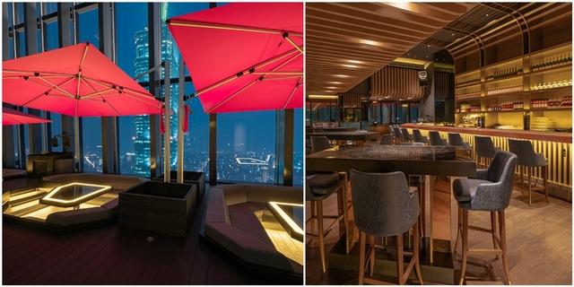 全台最高時髦酒吧誕生!CÉ LA VI Taipei進駐微風南山,360度賞台北美景