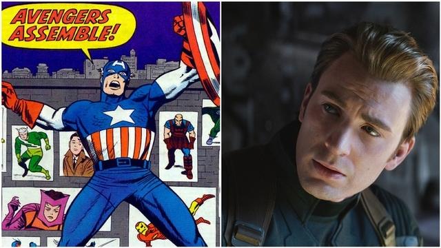 22.「Avengers Assemble.復仇者集合!」