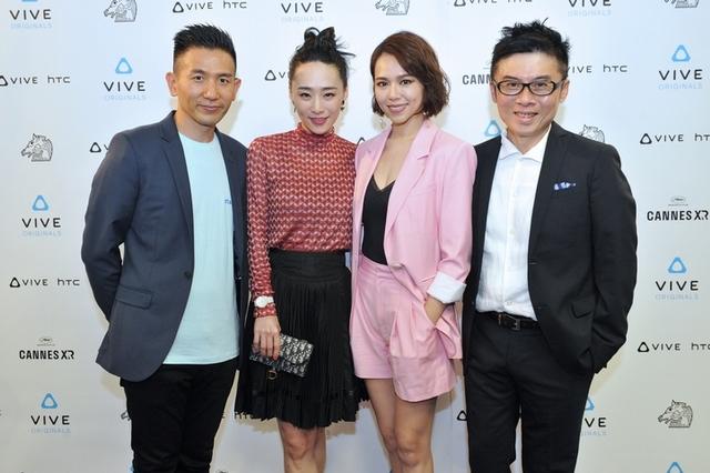 VR電影《5x1》坎城展映 趙德胤透露《幕後》暗藏新片驚喜
