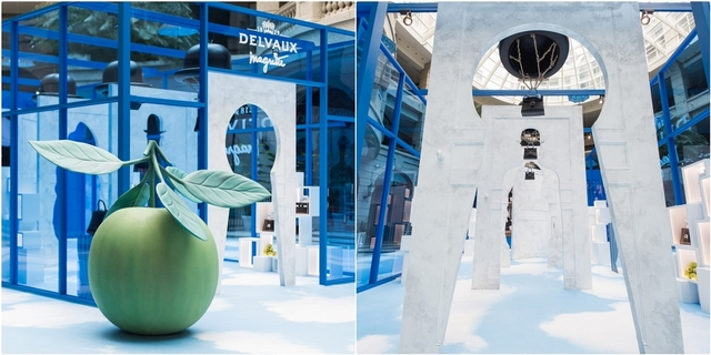 在雲朵中逛展太浪漫!DELVAUX馬格利特系列展覽 帶你進入超現實主義的夢幻世界