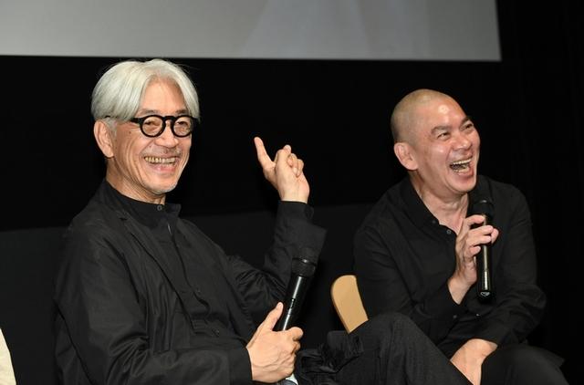 蔡明亮找他20年終圓夢 坂本龍一難忘台灣蛋料理