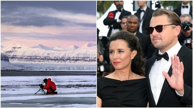 李奧納多製作兼獻聲! 紀錄片《燃冰之急》揭環境危機