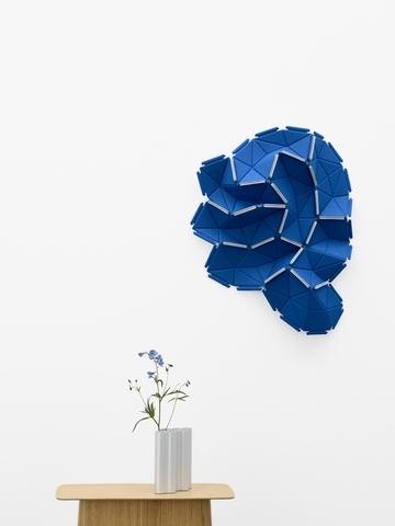 3. 可折疊的立體型織布