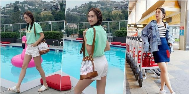 怎麼搭都不出錯!水桶包10+穿搭提案 學潔西卡一揹時髦度瞬間增加100%!
