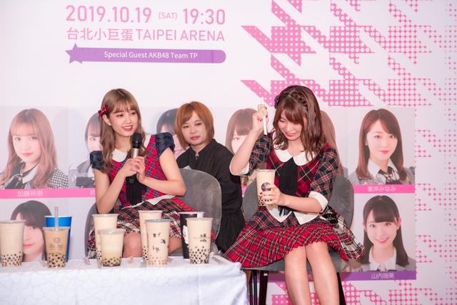 AKB48台北初登場就破蛋 嚴選16名成員撲台開唱