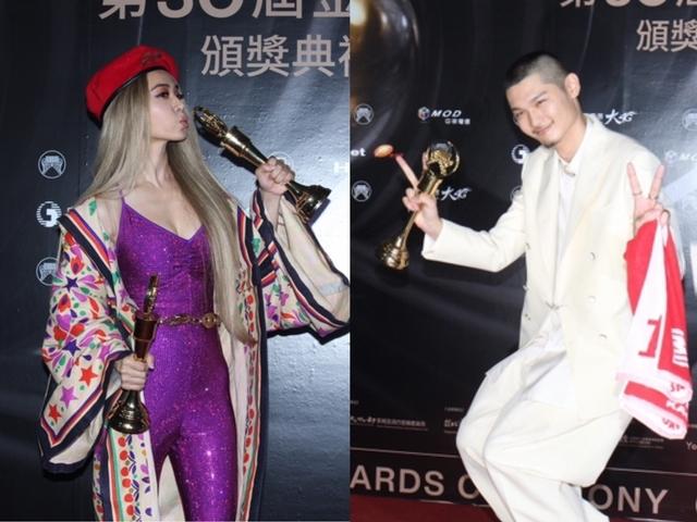 金曲30名單/蔡依林擒兩大獎  Leo王、林憶蓮摘帝后