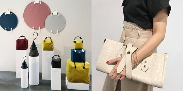 從沒看過這麼多變的包!Longchamp聯名佐藤大、全新秋冬包款  根本就是在變魔術