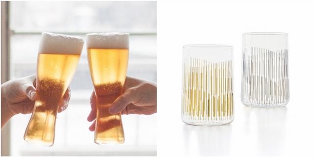 6款設計感啤酒杯推薦!翻玩台啤元素、水晶雕花,每款都想入手