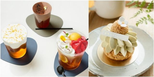 台灣茶玩創意!推薦台北5家特色店,氣淬茶、茶甜點、霜淇淋都散發好茶香