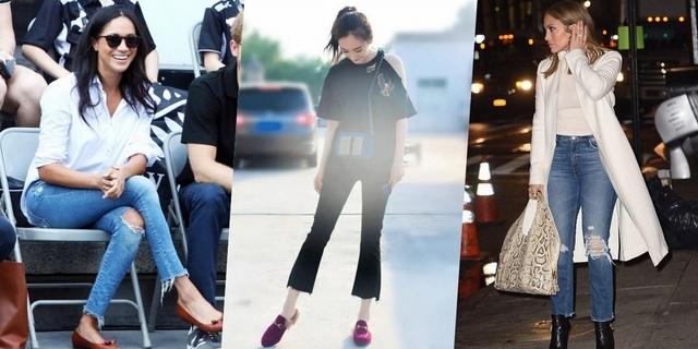 翹臀、腿長一次擁有!楊冪、梅根王妃、珍妮佛羅培茲都在瘋的神級牛仔褲就是它