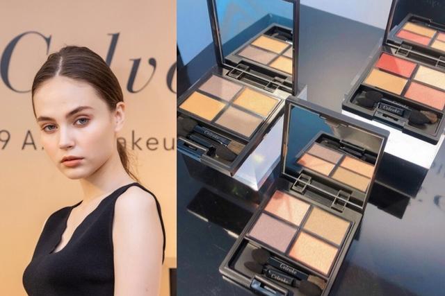 眼唇頰彩都幫你調配好,太貼心!Celvoke2019秋季彩妝讓肌膚每天都能享用最可口的奶茶色!
