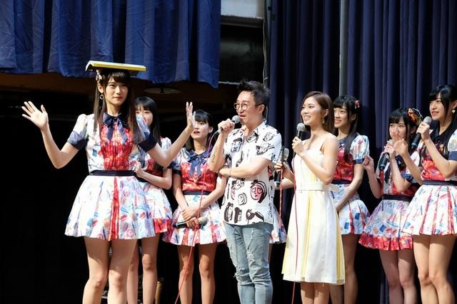 多圖/蔡黃汝傳授女神三招!AKB48 TTP阿部瑪利亞洩女人味