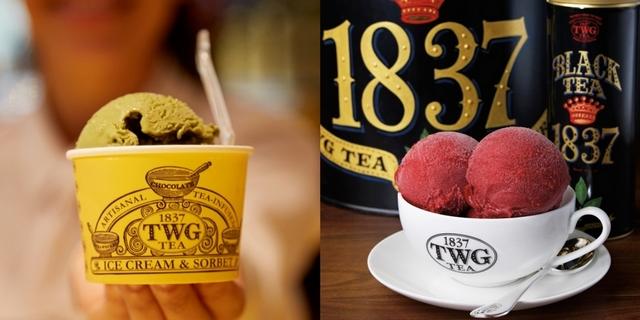 沒吃到會後悔?TWG Tea全球首家限時店8/1登場  茶味冰淇淋太夢幻一定要吃