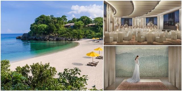 「結婚還送海島蜜月旅行!」台北遠東大飯店把巨型Led螢幕、超華麗聲光搬進宴會廳,連度蜜月都幫你準備好!