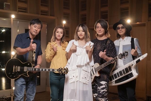 F.I.R.合作大無限樂團 阿沁與偶像飆吉他圓20年夢