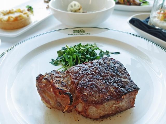 餐點-乾式熟成紐約客 8 OZ.