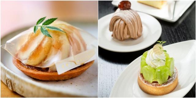 甜點控必吃!麝香葡萄、栗子、無花果、柚子4種必吃款時令甜點推薦,秋天吃最美味!
