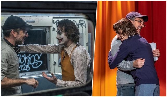 《小丑》擠身IMDB影史經典十大! 瓦昆歡樂幕後工作照曝光