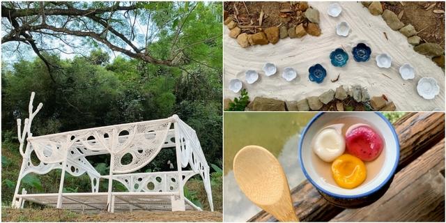 今年最chill活動在苗栗!「大窩穿龍圳地景藝術節」以在地文化打造4大亮點作品、8種五感體驗,療癒到需要奔來!