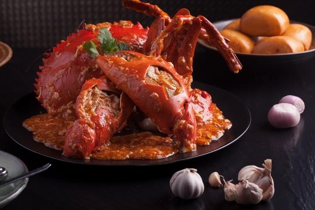 新加坡國寶菜!辣椒螃蟹