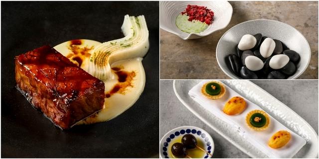 這石頭竟然可以吃?S Hotel新廚張卓智推出創意歐陸菜,5道精彩料理老饕必吃!