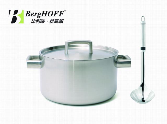 1. BergHOFF RON五層湯鍋
