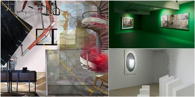 以攝影蒙太奇拼貼戰爭記憶!以色列藝術家以莉·阿祖蕾台灣個展「戰後的沉默」精彩登場,藝術迷必看!