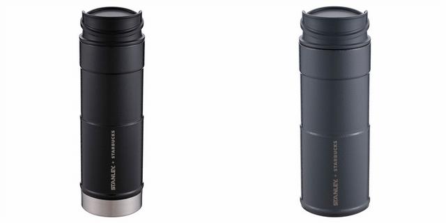 STANLEY16OZ 不鏽鋼杯(黑、灰)NT. 1,280