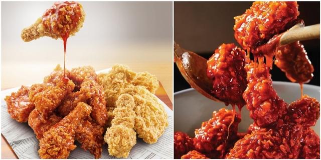 鬼怪劇中炸雞台北就能吃!「bb.q CHICKEN」旗艦餐廳11/25開賣,多種口味韓式炸雞火熱上桌,炸雞控必吃!