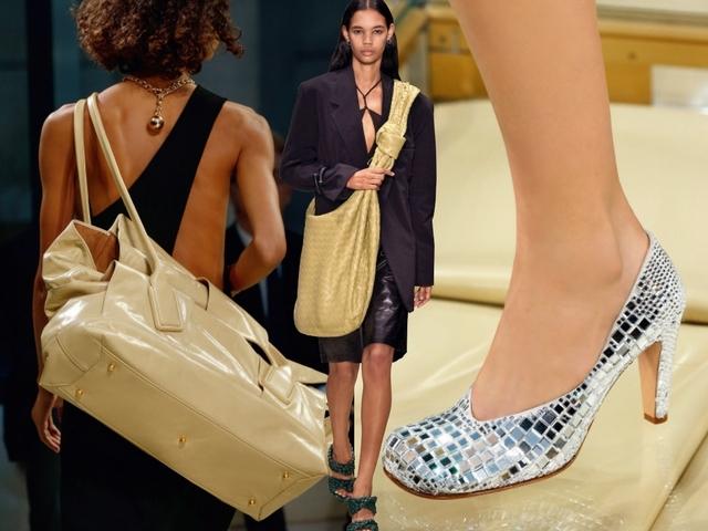 〈2020春夏女裝周配件趨勢〉Bottega Veneta  編織的無限奇想
