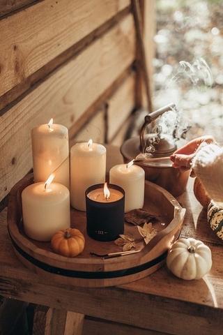 一點就是幸福啊~最有節慶氣氛的聖誕限量蠟燭,就算放著也是最美裝飾