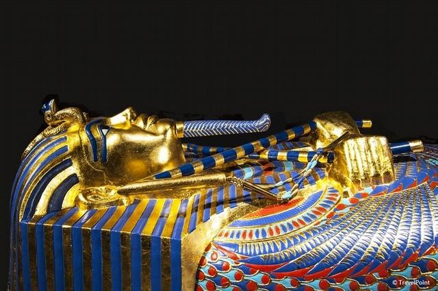 展區1:埃及的童年生活