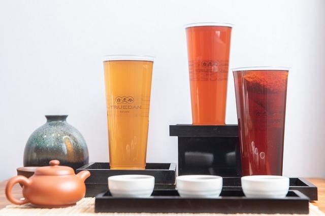 精心研發三款基茶,傳遞好茶味!