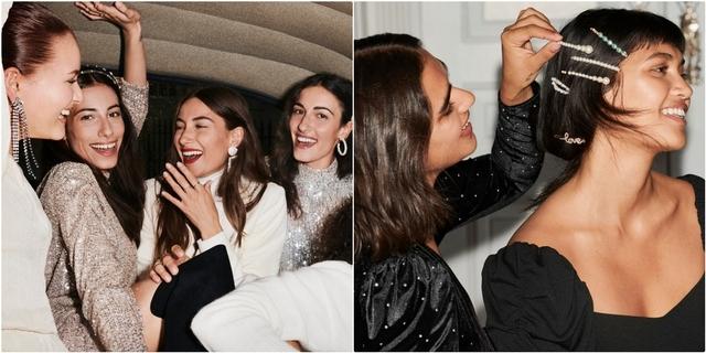 派對怎麼穿才好?H&M從服裝、配件一次推薦,過節這樣搭絕對不輸人