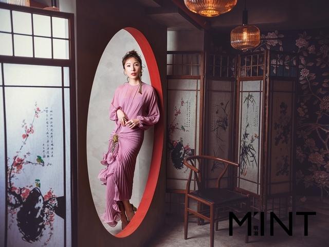 楊謹華:我上輩子一定做了什麼好事 才來當演員