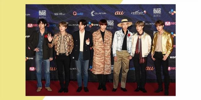 太霸氣啦!BTS防彈少年團全員CELINE著裝,獨攬4項MAMA亞洲音樂大獎超風光