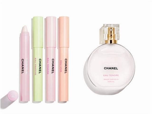 輕巧『香氛筆』隨身擦,還有『粉紅甜蜜香氛護髮油』應援!香奈兒CHANCE香氛系列新品心機現身!