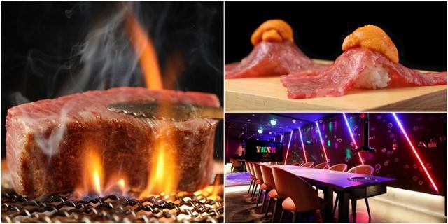 樂軒新品牌「YKNK club」進駐遠百信義A13!療癒燒肉搭配KTV包廂、燒肉管家,讓你吃喝到深夜!