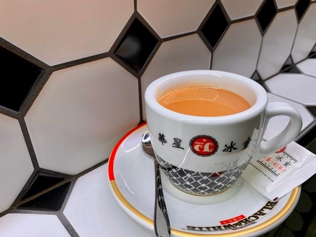 港式功夫香滑奶茶 NT.78(熱)、88(凍)