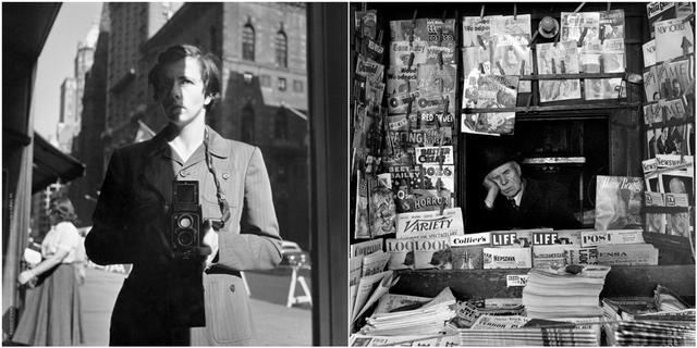 《薇薇安・邁爾攝影展》5/2登台開展!近百件經典作品展出,還有機會獲得絕版「祿萊雙眼相機」!