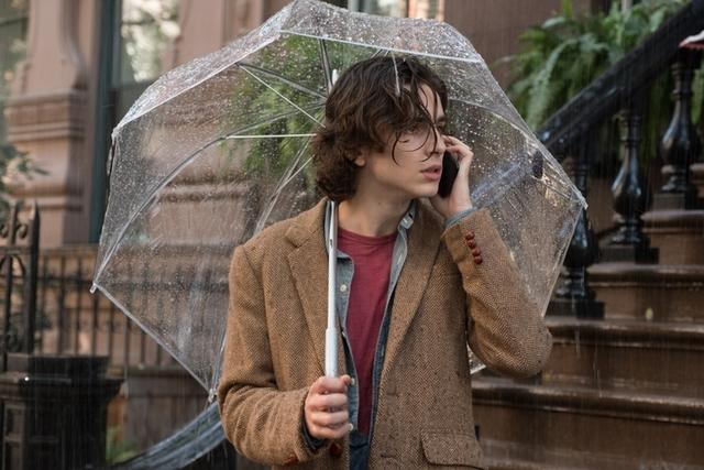「甜茶」提摩西自彈自唱迷倒粉絲! 《雨天.紐約》捲入三角戀