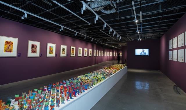 鼠勾以內!國美館《鼠年年畫特展》搭配《感動鼠》彩繪展現加乘魅力!