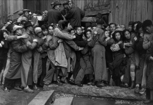 1.《布列松在中國,1948-49|1958》
