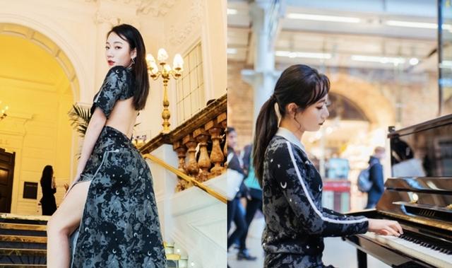 吳卓源倫敦時裝周大秀美腿美背 靈感湧現5/30演唱會揭曉