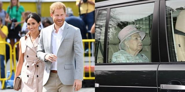 英國皇室風波不斷!哈利、梅根用「王室」名義賺錢 英國女王發怒這樣回