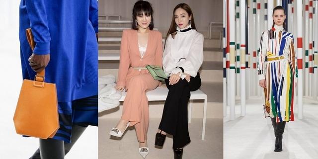 Hermès 2020秋冬全新馬鞍包太可愛!JESSICA鄭秀妍優雅裝束又帥又仙來看秀