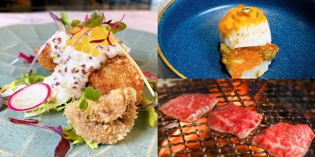 台中人有口福了!頂級燒肉吃到飽餐廳「佐賀野仁」再推日法料理,把日本A5和牛、頂級魚子醬、90天乾式熟成肋眼端上桌