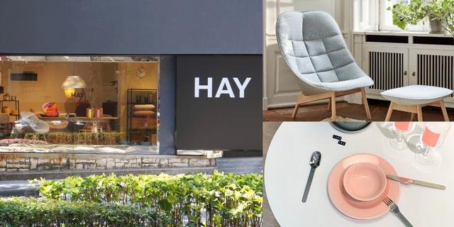 設計控必逛名單+1!「HAY Pop-Up風格概念店」在天母,藝術家鄒駿昇操刀、集結新品經典還有各式居家小物,美到甘願燒錢買