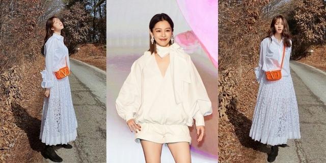 Valentino 2020春夏掀起一股白色風潮!學徐若瑄、李聖經的白色系穿撘術,仙女般的氣場秒駕馭!