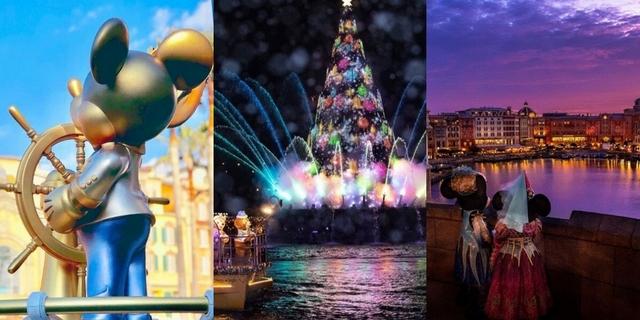 不能錯過的東京海洋迪士尼夜間遊行,線上就能看得到!真的直接省掉兩個小時的等待